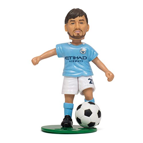 Manchester City FC David Silva Collectible FanFigz