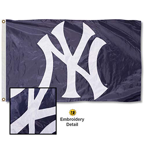 WinCraft NY Yankees Embroidered Nylon Flag