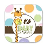BABY SHOWER 9'' PLATE 8CT. #34211, CASE OF 144