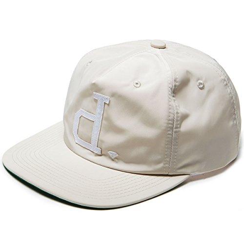 Diamond Supply Co. Un Polo Unconstructed Snapback Hat - Cream (Polo Snapback Hats)