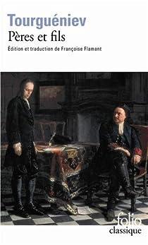 Pères et fils par Tourgueniev