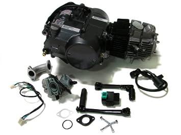 83 88cc coolster 70cc 90cc 110cc engine wiring harness piranha 140cc top electric start semi