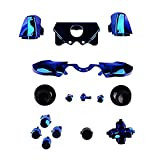 Bumpers Triggers Buttons DPad LB RB LT RT For Xbox One Elite Controller Chrome Blue