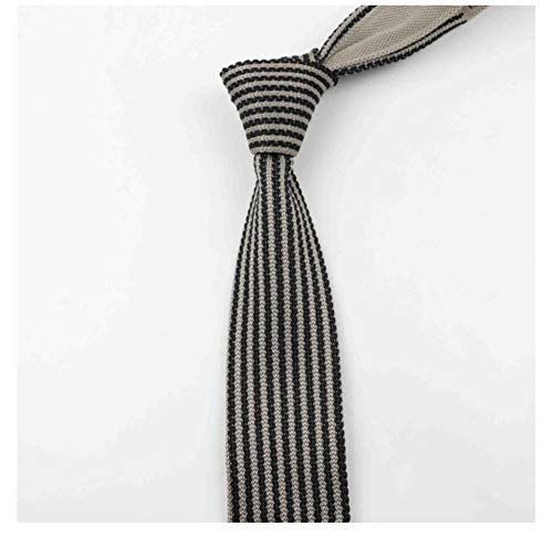 Corbata Corbata Tejida De Punto Colorida Para Hombres Corbata A ...