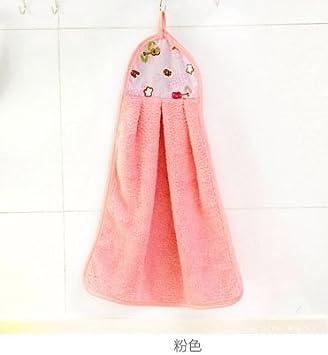 CWAIXX Día de la madre perezoso regalo toalla de cocina en casa diario y práctico , Rosa: Amazon.es: Hogar