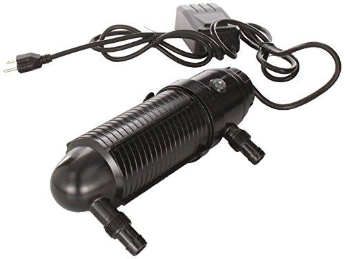 Coralife ENE15601 Turbo Twist 6X UV Sterilizer, 18-Watt
