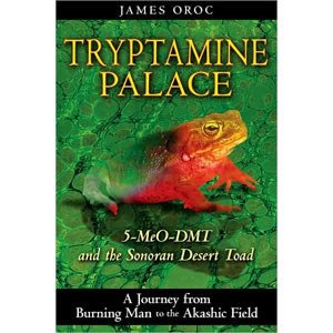 Amazon com: Tryptamine Palace - 5-MeO-DMT and the Sonoran