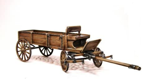Masterbox Échelle 1:35 français FARMER Panier//wagon