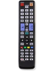 New AA59-00431A Remote fit for Samsung TV PS51D8000 PS51D8000FM PS51D8000FMXXY PS59D8000 PS59D8000FM PS59D8000FMXXY PS64D8000 PS64D8000FM PS64D8000FMXXY UA46D7000LMXXY UA55D7000LMXXY UA55D8000YMXXY