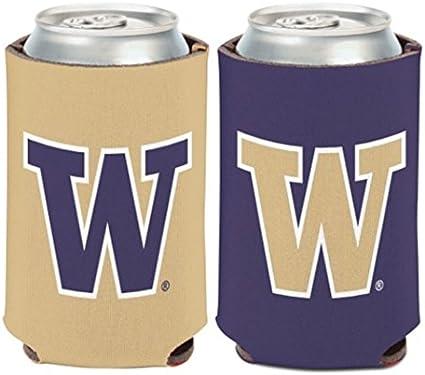 2-Sided Can Cooler WinCraft NCAA University California Berkeley Cal Bears 1 Pack 12 oz