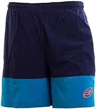 Bull padel Vivar Pantalones Cortos, Hombre, Azul (424 Noche), 2XL ...