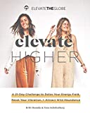 img - for Elevate Higher: A 21-Day Challenge to Detox Your Energy Field, Reset Your Vibration + Attract Wild Abundance book / textbook / text book