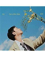 EXO D.O [ EMPATHY ] 1st Mini Album_DIGIPACK_[ BLUE ] VER. 1ea CD+28p Photo Book+1ea Photo Card+1ea Folded Poster(On pack)+1ea STORE GIFT CARD K-POP SELAED+TRACKING NUMBER
