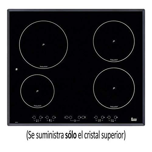 ANCASTOR Cristal VITROCERÁMICA TEKA IR641 FER40TK6007 ...
