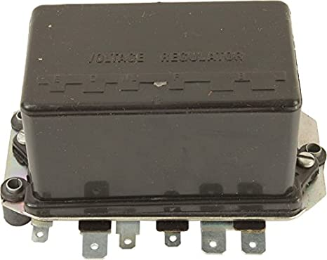 Amazon.com: DB Electrical GLU6002 Voltage Regulator For Ford Tractor ...
