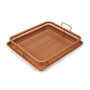 Copper Chef Copper Crisper Deluxe