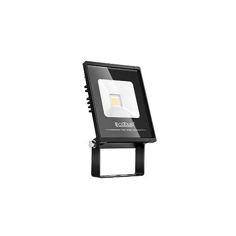 LEDBOX Foco Proyector LED 10w para Exterior Iluminación Decoración ...