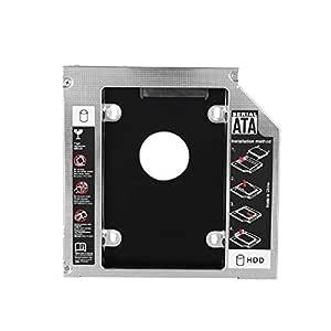 YLSM - Adaptador de Disco Duro SSD SATA a SATA de 9,5 mm para ...