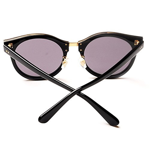 Unisex Ladies 80s Designer UV400 Aviator Fashion Men's Lente Shades Sunglasses Estilo Yxsd Retro XqRHa7nwx