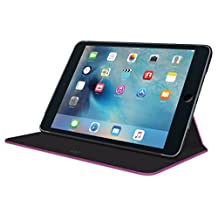 Logitech Focus Flexible Any-Angle Case for iPad Mini 4, Violet (939-001449)