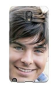 New Cute Funny Zac Efron Case Cover/ Galaxy Note 3 Case Cover