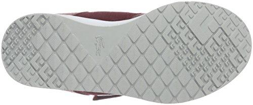 Lacoste L.ight 416 1 - Zapatillas Unisex Niños Rot (DK BURG FD8)
