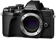 OLYMPUS-OM-D E-M10 MK III Body Cámara Mirrorless, Color Negro