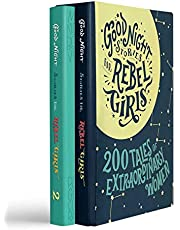 Good Night Stories for Rebel Girls - Gift Box Set: 200 Tales of Extraordinary Women