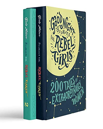 Good Night Stories for Rebel Girls - Gift Box Set: 200 Tales of Extraordinary Women