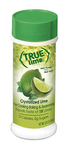 True Citrus Lime Shaker, 2.29 Ounce (Pack of 6)