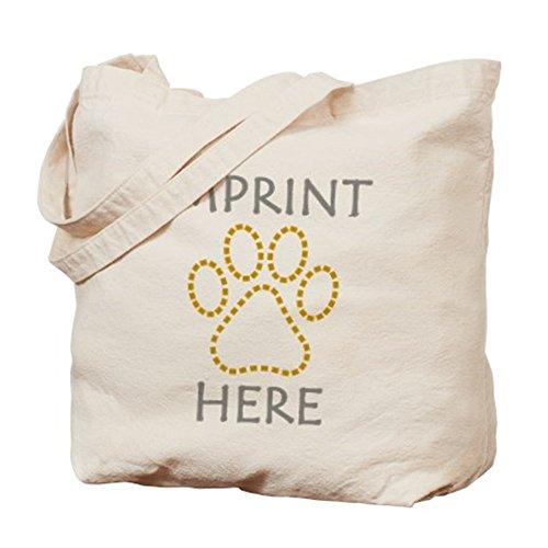 CafePress–stampa–Borsa di tela naturale, panno borsa per la spesa