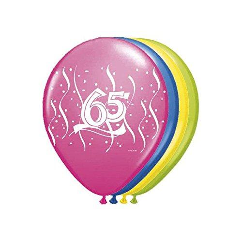 Ballon 65 geburtstag
