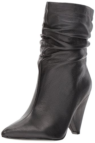 GUESS Women's NAKITTA3 Mid Calf Boot, Black, 8 Medium - Guess Brand 1 The