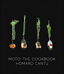 """A masterwork of culinary genius: inside the kitchen at """"trailblazing"""" (Eater) chef Homaro Cantu's Moto--one of the most innovative restaurants in history.                              One of the Food Network's Best Books to Gift this Y..."""