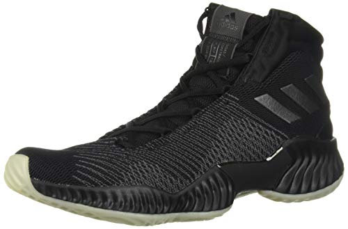 buy popular 4d4b0 fabe3 adidas Men s Pro Bounce 2018 Basketball Shoe, Black Night Metallic Grey, 12  M US