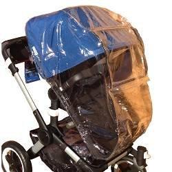 Permiten el paso de la para adaptarse al cuerpo Koodee funda protectora contra la lluvia interconexi/ón de redes de b/úfalo asiento para carrito de bolsa de una unidad de
