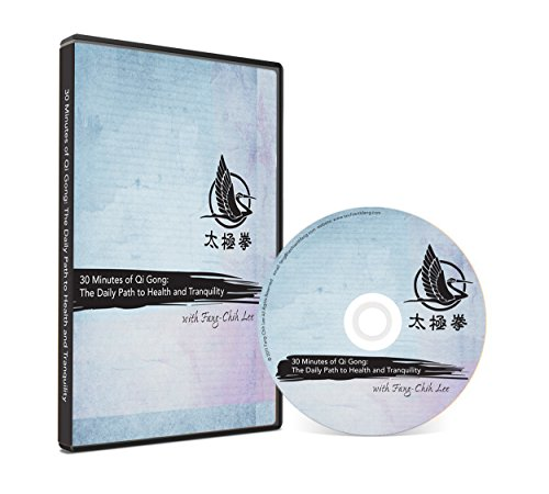 New TAI CHI & QI GONG DVD for Beginners The Daily Path to Health, Martial Arts, QI by TaichiWithFang