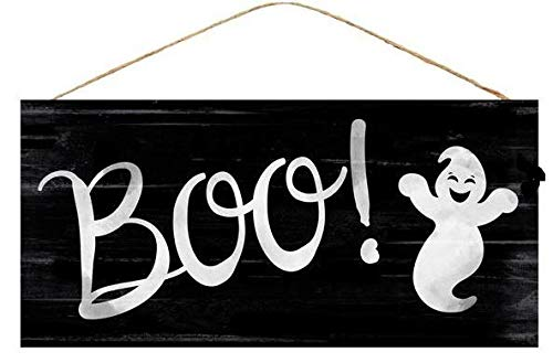 Boo Signs For Halloween (Craig Bachman 12