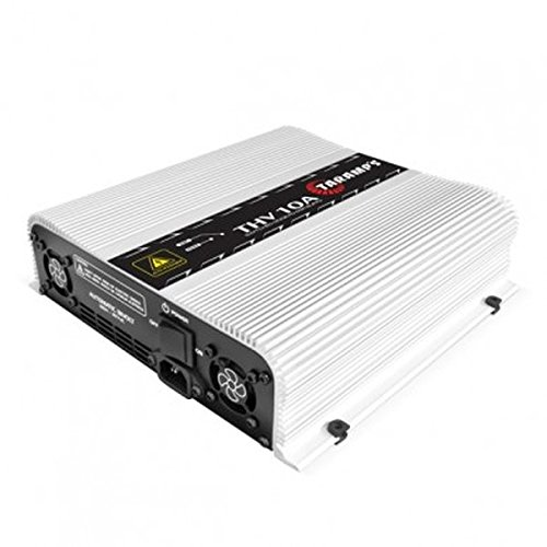 Image of Taramp's THV10A 10A Amplifier High Voltage Power Supply Amplifier Installation
