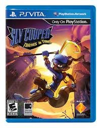Ps3 Sly Cooper Thieves In Time Picture