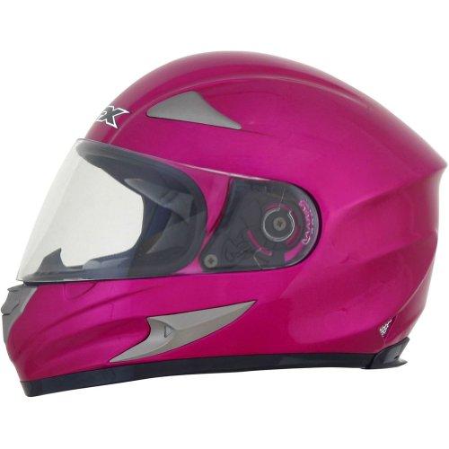 AFX FX-90 Unisex-Adult Full-Face-Helmet-Style Helmet (Fuchsia, Small)