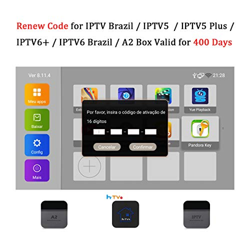 Top brazilian tv box code for 2020 | Aalsum reviews