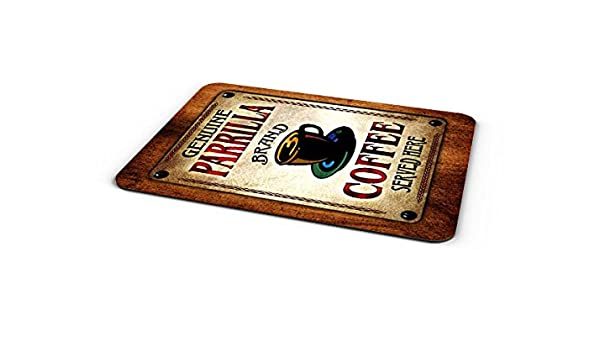 Amazon.com : Parrilla Coffee Mousepad/Desk Valet/Coffee ...