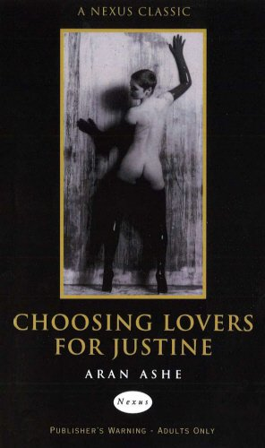 book cover of Choosing Lovers For Justine