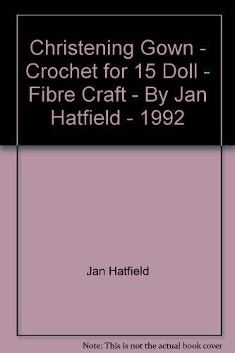 Christening Gown - Crochet for 15