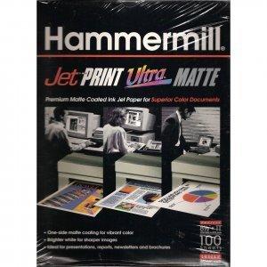 Amazon com : hammermill Jet Print Ultra Matte 8 1/2