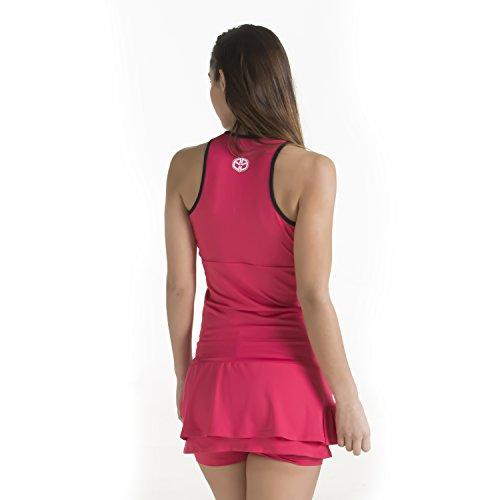 19x Rojo 000000018x Mujer Duruss Deportivo Vestido PCqw0