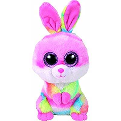 Ty 36872 Beanie Boos - Lollipop The Rabbit 15cm: Toys & Games