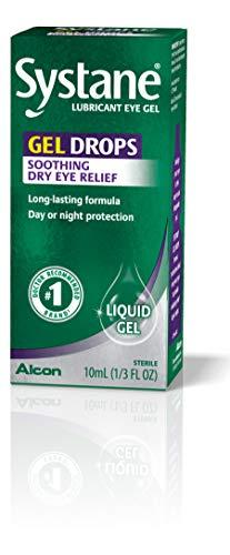 Systane Lubricant Eye Gel Drops, 10-mL (Packaging May Vary)