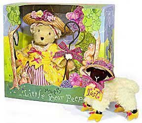 North American Bear Muffy Vanderbear Peu Bear Peep Collector's Edition by North American Bear